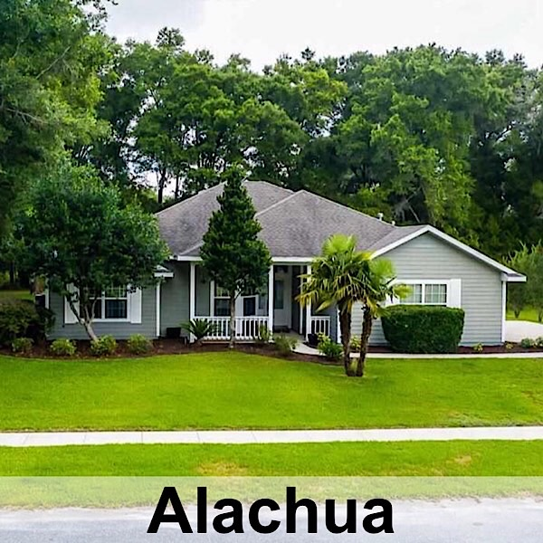Alachua Real Estate and Homes For Sale in Florida