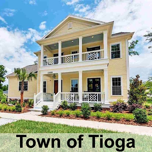 Town of Tioga Real Estate and Homes For Sale