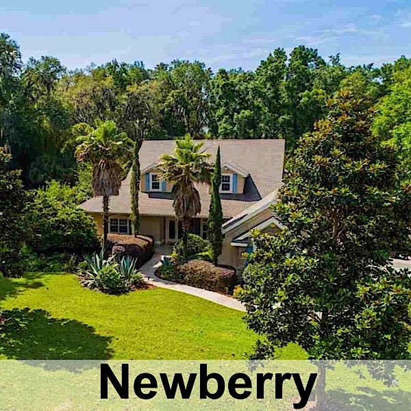 Newberry Real Estate and Homes for sale