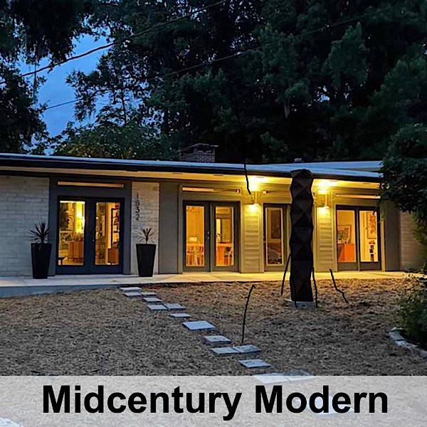 Midcentury Modern Homes For Sale in Gainesville
